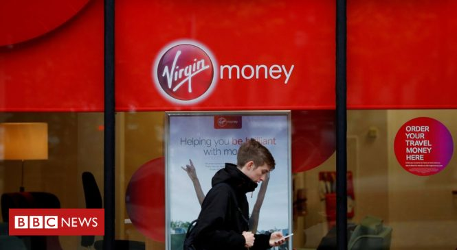 Virgin Money bought by CYBG for £1.7bn