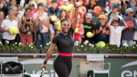 Serena Williams 25th seed for Wimbledon despite being outside top 32 in rankings