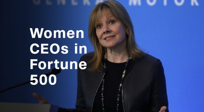 The key to more female CEOs: More female board members
