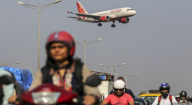 Plans to privatise India's flag-carrier have run into turbulence