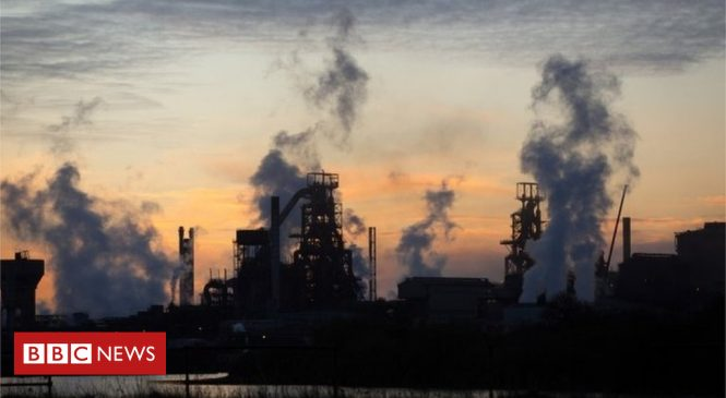 Steel firms Thyssenkrupp and Tata to merge