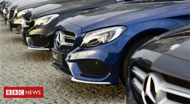 Daimler forced to recall Mercedes with defeat devices
