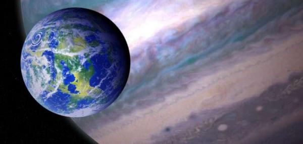 Astronomers identify 121 giant planets likely to host habitable moons