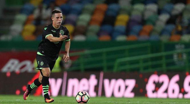 Nottingham Forest in talks to sign Portugal youth international Daniel Podence on free transfer