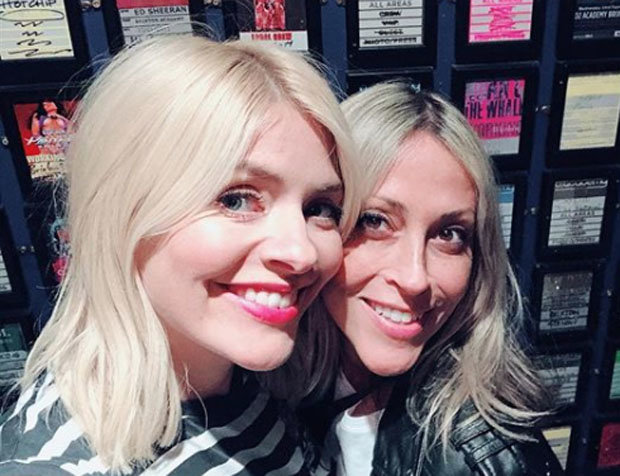 Holly Willoughby, Nicole Appleton