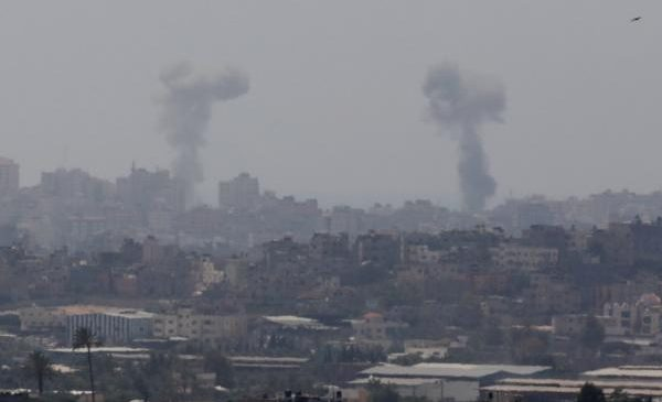 Israel Air Force strikes 15 Hamas targets in Gaza