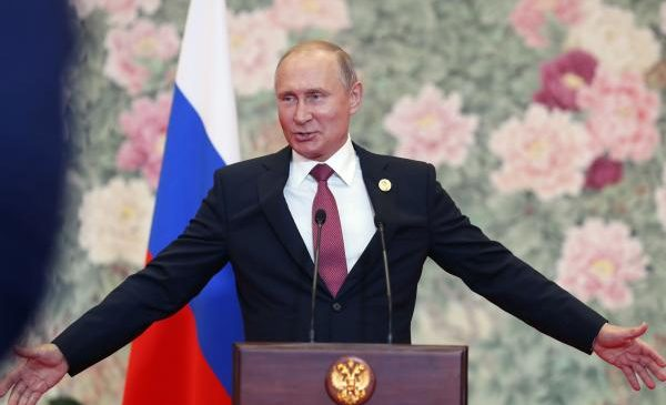 Putin: Ready to meet Trump on arms race, rejoin G8