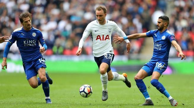 Tottenham Hotspur FC news: Several clubs interested in Eriksen but player is focused on World Cup, says agent