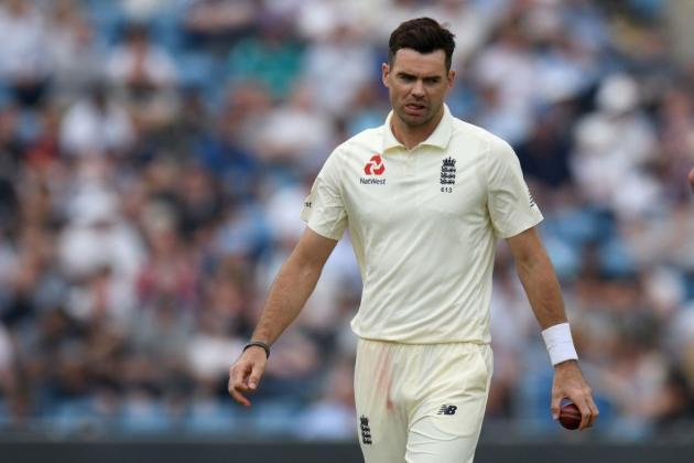 James Anderson to take six-week break to rest long-standing shoulder injury ahead of England's Test series with India