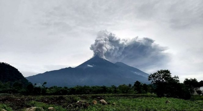 Children burned in Guatemala volcano eruption to be treated in US