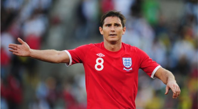 World Cup 2018: Frank Lampard says he is against the use of VAR at this summer's tournament