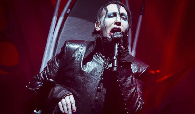 Marilyn Manson admits he's a fan of this R&B singer