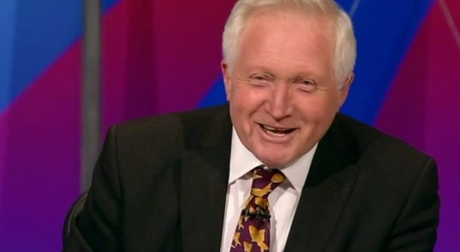 David Dimbleby to leave Question Time