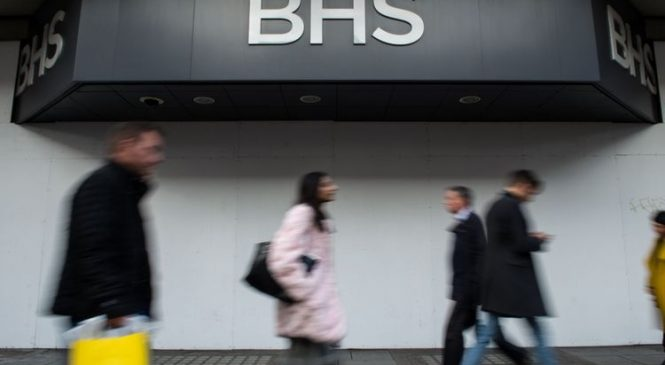 Green in legal fight with FRC over BHS probe