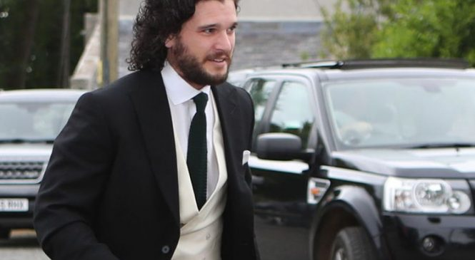 Game Of Thrones stars wed at family castle