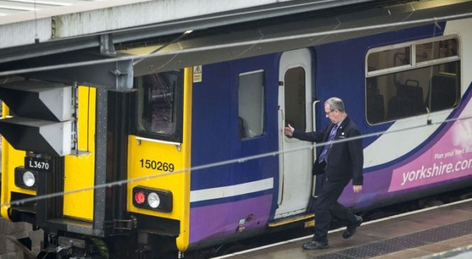 'A total disgrace': Anger as rail boss becomes CBE