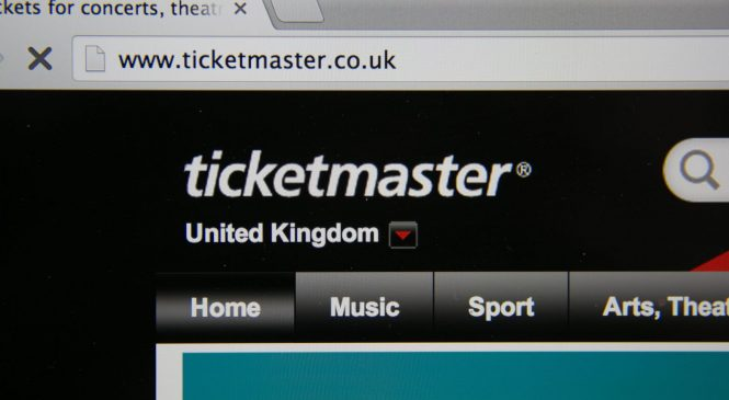 Ticketmaster admits user data was stolen in breach
