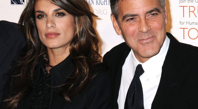 George Clooney 'injured in car accident in Sardinia'