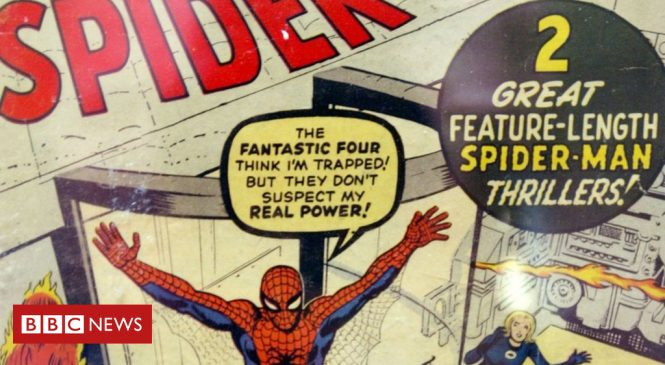 Steve Ditko: Spider-Man co-creator found dead at 90