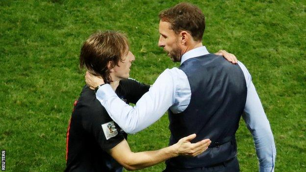World Cup agony for England as Croatia win semi-final in extra time – highlights & report