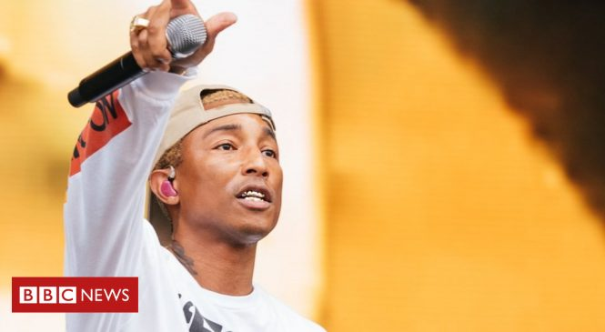 Lovebox review – Pharrell and Childish Gambino preach resistance