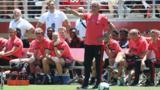 Mourinho avoids Premier League title question