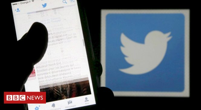 Twitter shares plunge as user total falls