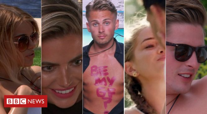 Love Island: 10 best moments from 2018