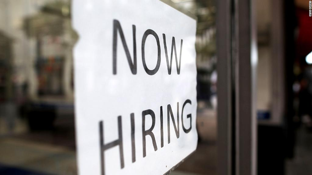 Another strong jobs report. Here's why unemployment went up