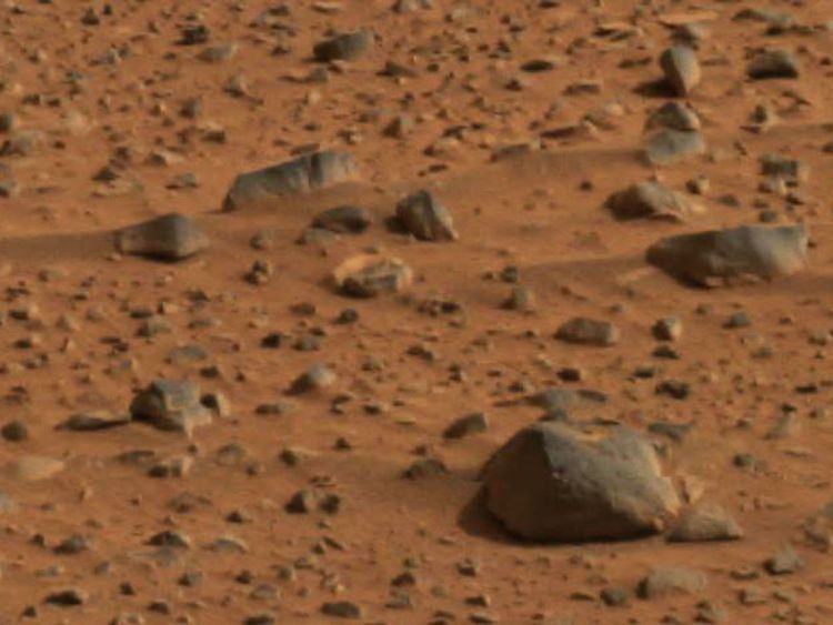 'Marsy McMarsface': What would you call new rover?