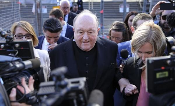 Australian Archbishop Philip Wilson resigns over hiding child abuse