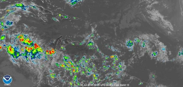 Caribbean islands issue watches for Hurricane Beryl