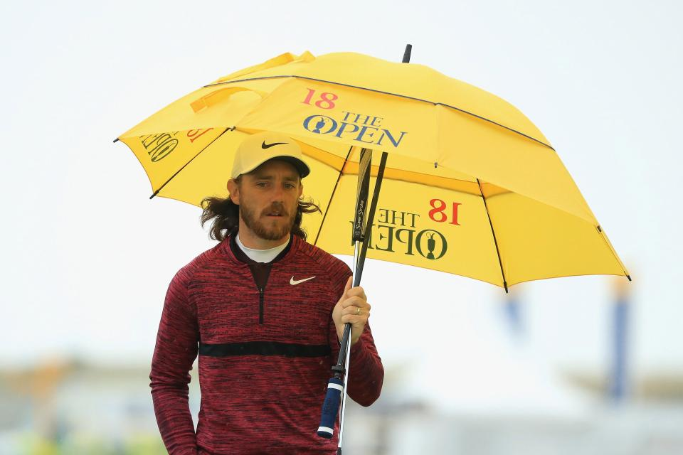 Fleetwood had an incredible round