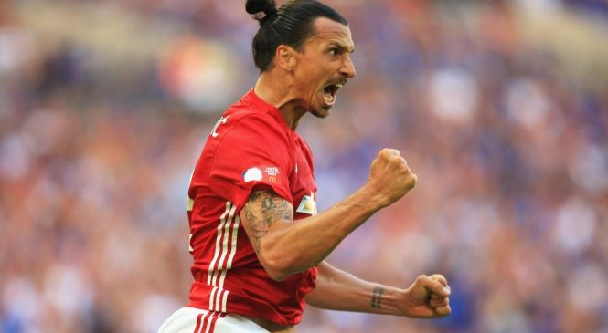 'I would have eaten them for breakfast' – Zlatan Ibrahimovic apologises to Manchester United for not arriving earlier in his career