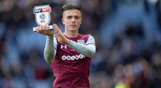 Aston Villa transfer news: Steve Bruce concedes Jack Grealish MUST be sold, with Tottenham Hotspur leading the way