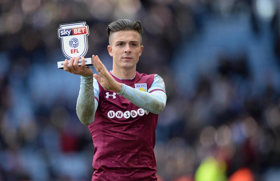 Villa have to sell star man Grealish this summer