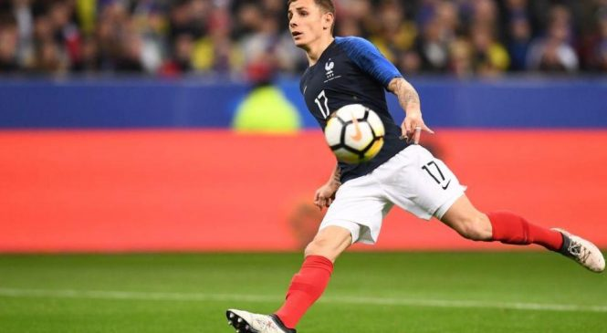 Everton FC transfer news: Lucas Digne leaves Barcelona pre-season training camp to seal Toffees move