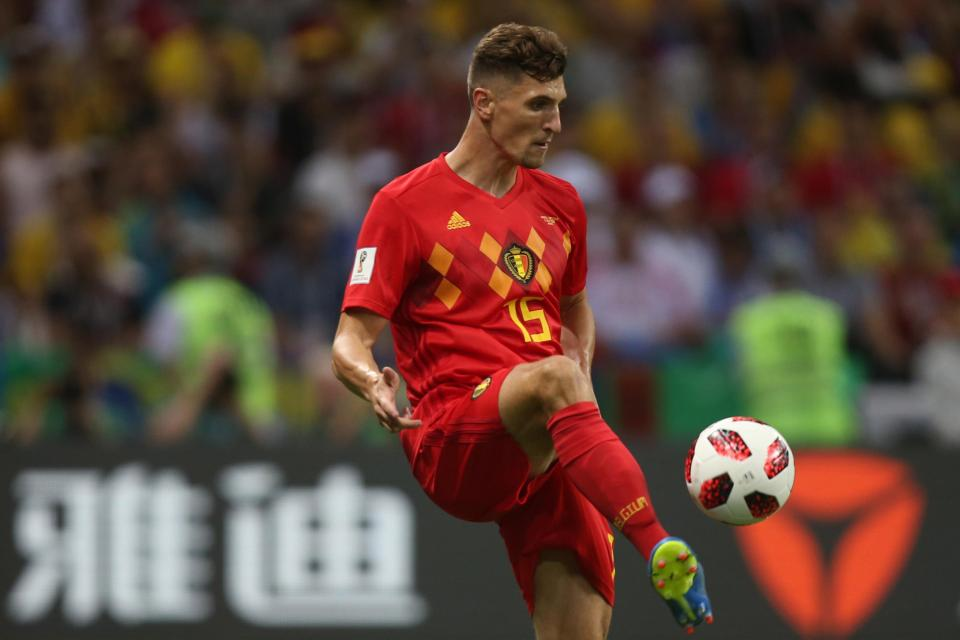 Meunier returns for Belgium