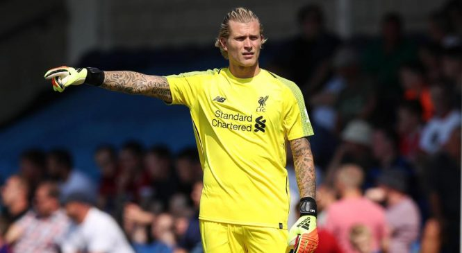 Liverpool FC news: Jurgen Klopp admits Loris Karius will continue to face criticism after howler in Tranmere friendly