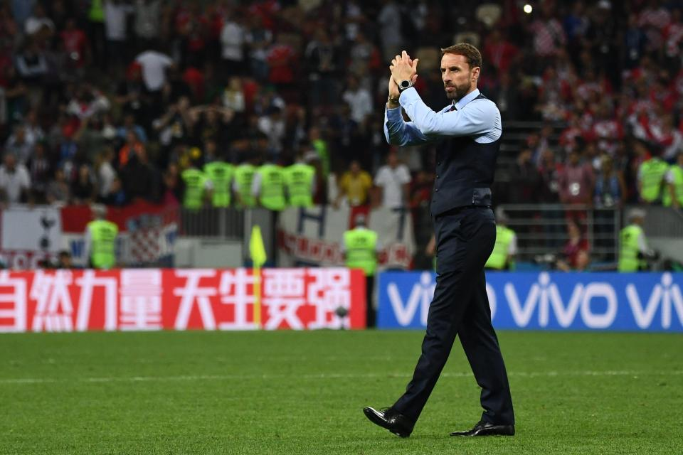 Southgate wants his players to play with pride