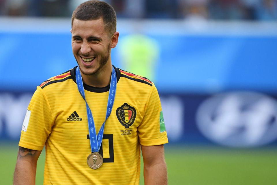 'If you leave you are dead to me' – Chelsea fans are terrified Eden Hazard could leave the Premier League to join Real Madrid