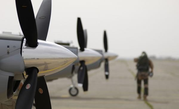 Lockheed to support, train Iraqi air force on C-130J aircraft