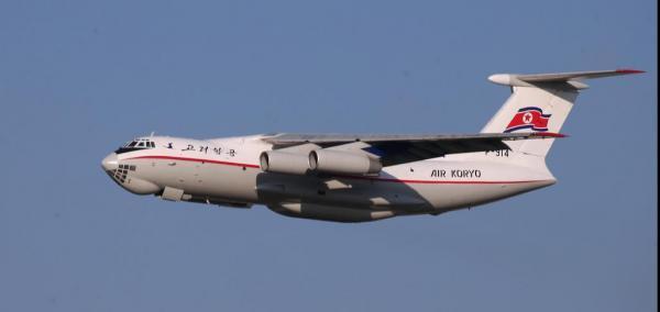 North Korean cargo flights fly to Russia in unusual trip