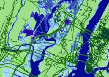 Sea level rise threatens internet infrastructure, new research shows