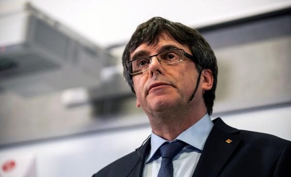 Spain drops extradition request for ex-Catalan President Carles Puigdemont
