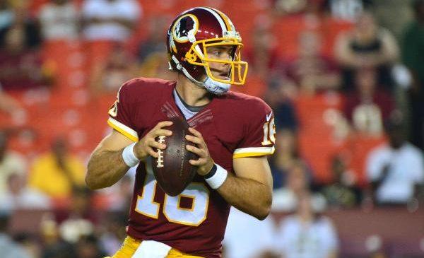 Washington Redskins reportedly ink backup QB Colt McCoy through 2019