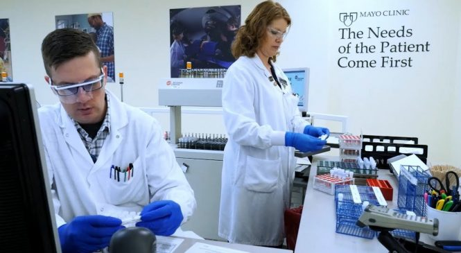 'All of Us' biobank to store 34 million samples for medical research