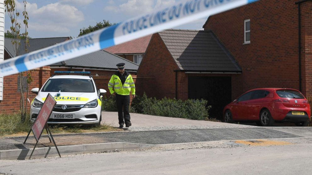UK police confirm source of Novichok poisoning