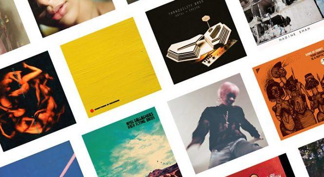 Mercury Prize: Arctic Monkeys, Lily Allen and Jorja Smith on shortlist