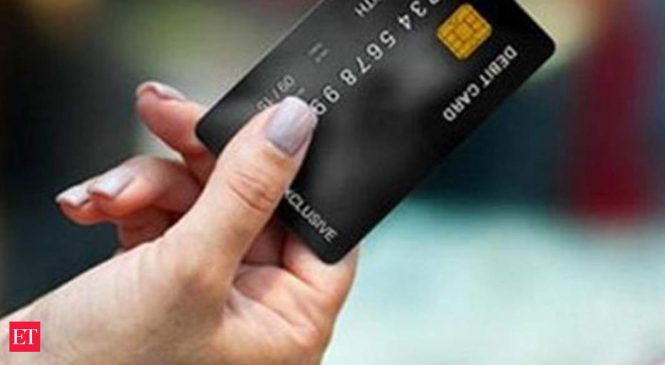 FinMin wants banks to start issuing near field communication-enabled credit and debit cards